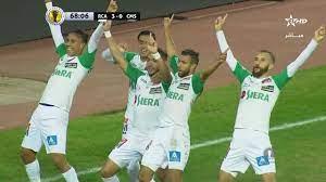 أهداف مباراة الرجاء البيضاوي 5-0 سيركل مبيري الغابوني | كأس الاتحاد  الأفريقي 2018/19 ذهاب دور الـ32 - YouTube