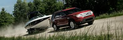 2015 Ford Explorer Can Pull A Serious Amount Of Weight