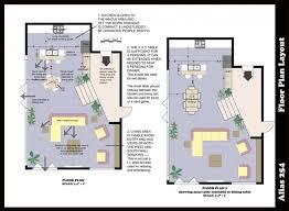 draw floor plans office. Drawn Office Blueprint #11 Draw Floor Plans