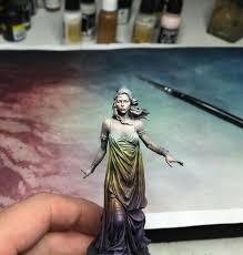find this pin and more on miniature painting