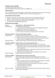 Manager Responsibilities Resume Briliant Restaurant Assistant Manager Resume Responsibilities Ideas 1