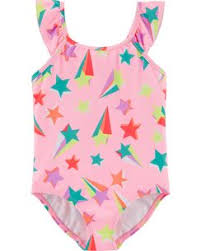 Baby Girl Swimsuits, Bathing Suits & Swimwear   Carter's   Free Shipping