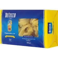 <b>Макаронные</b> изделия паста паппарделле No201 <b>De Cecco</b>, 500 гр.