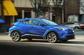 2018 Toyota C-HR SUV Pricing - For Sale | Edmunds