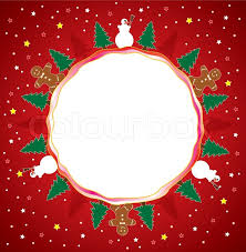 winter holiday background images. Unique Winter Winter Holiday Background With Snowmen Gingerbread Cookies Ant Trees   Stock Vector Colourbox Inside Holiday Background Images A