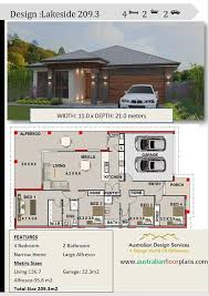 259 m2 4 bedroom house plans 4