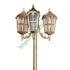 Купить <b>Светильник садово</b>-<b>парковый</b> Замок <b>PL110</b> 3*E27 560 ...