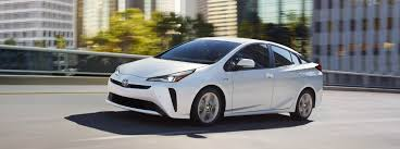 2019 Toyota Color Chart 2019 Toyota Prius Paint Color Options