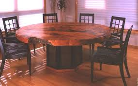 round rustic dining table rustic round dining room tables masterly photos of round rustic dining table