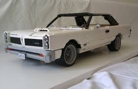 LEGO Ideas - 1965 Pontiac GTO