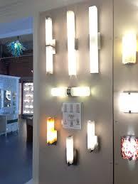 contemporary bathroom light. Pretty Contemporary Bathroom Lights Lighting For Makeup Modern Light