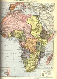 scramble for africa french map of africa c 1898 colonial claims british possessions are in yellow