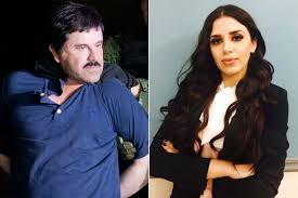 Meet the pageant queen who became El Chapo's wife and his top defender