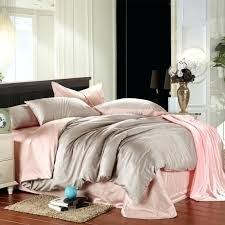pink and grey duvet cover bedding set king size queen luxury double bed in a bag double duvet covers