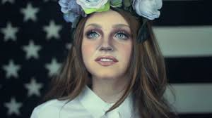 america flower crown and grunge image