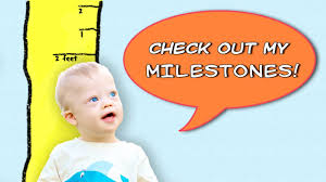 Down Syndrome Development Chart Down Syndrome Developmental Milestones By Month And Age