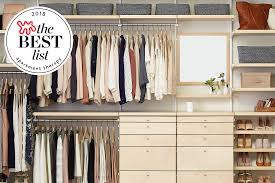 the best closet systems