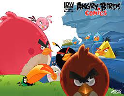 Angry Birds Comics 001 2014 | Read Angry Birds Comics 001 2014 comic online  in high quality. Read Full Comic online for free - Read comics online in  high quality .