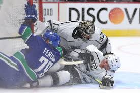 Vancouver Canucks Depth Chart Los Angeles Kings Vancouver Canucks Game 3 Recap Disaster