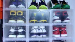 Just The Right Shoe Display Stand Plastic Boxes For Sneaker StorageDisplay YouTube 65