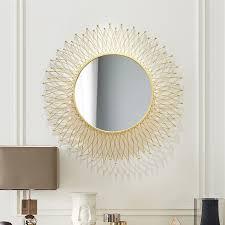 american decorative mirror round