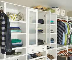 walk closet. White Closet Shelving Walk