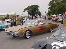 OLDE INDY 500 PACE CARS - 1961 FORD THUNDERBIRD