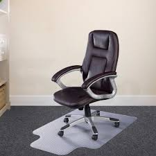 cooled office chair. Carpet Floor Office Computer Work Chair Mat Vinyl Protector Plastic Cooled