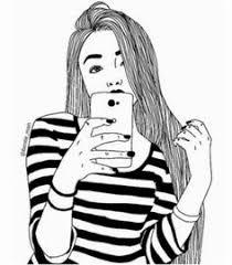 Ragazze Da Disegnare Facili 78 Fantastiche Immagini In Tumblr Su