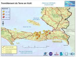 Earthquake In Haiti Jan 2010 Servir Articles