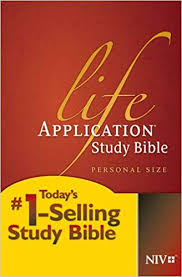 Niv Life Application Study Bible Second Edition Personal