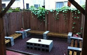 concrete block furniture. beautiful block diy garden benches on concrete block furniture n