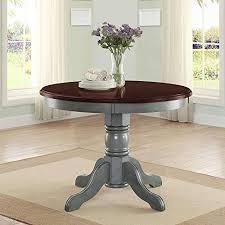 Round dining table set Piece 42 Asuntospublicos Round Dining Table Set Amazoncom