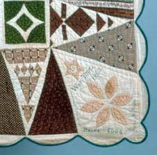 150th Anniversary of the Jane Stickle Quilt | Bennington Museum ... & 150th Anniversary of the Jane Stickle Quilt | Bennington Museum - Come and  Explore Adamdwight.com