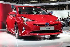 2016 Toyota Prius: Some Model And Trim Level Information Revealed