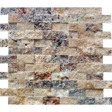 msi scabas split face 11 4 in x 10 8 in x 8mm travertine mesh