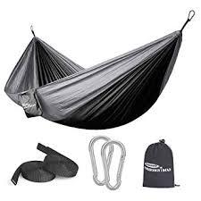 Forbidden Road Hammock Single & Double Camping ... - Amazon.com