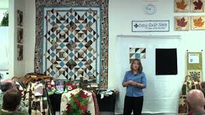 At Sea - Strip Pattern by Cozy Quilt Designs - YouTube &  Adamdwight.com