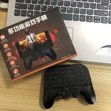 Tay Cầm Chơi Game ️️ Loa Bluetooth Kết Nối Qua Điện Thoại Dễ Dàng - Sạc Dự  Phòng Dung Lượng 2000mAh CZ-101 - Phụ kiện Gaming Nhãn hiệu OEM