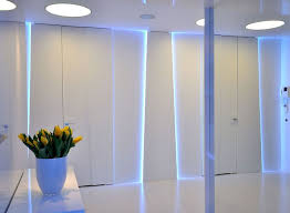home interior lighting design ideas. fully integrated lighting system at an apartment in gdynia poland by msww home interior design ideas o
