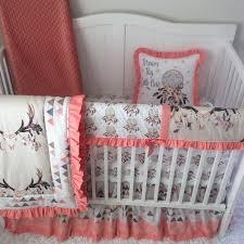 infant crib bedding sets pink and gold baby bedding crib sheets girl baby boy woodland bedding crib sets