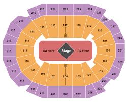 Metallica Seattle Seating Chart Metallica Milwaukee Tickets 2019 Metallica Tickets