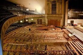 Nourse Auditorium Reborn As Theater Sfgate