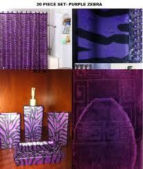 purple bath rugs 20 piece bath accessory set purple bath rug set purple zebra shower curtain purple bath rugs
