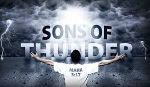 Image result for Image of Sons of Thunder