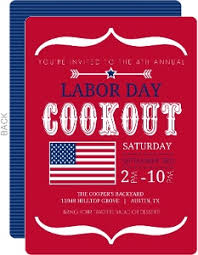 labor day theme cheap labor day party invitations invite shop
