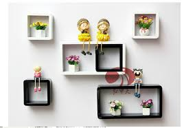 terrific wall shelves decorating ideas for with hanging floating kitchen