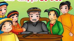 Truyện cổ tích: Câu chuyện bó đũa