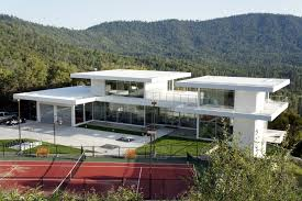 architecture houses glass. Ultra-modern-glass-houses Architecture Houses Glass