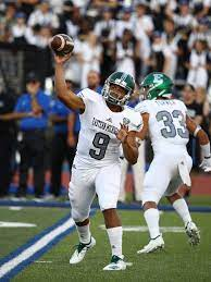 He's the guy': Mike Glass III eager to take control of Eastern Michigan's  offense